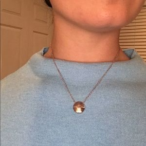House of Harlow Necklace Rose Gold